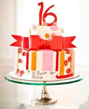 Sweet 16 Cake Wow Factor Cakes Charlotte Charlotte Birthday