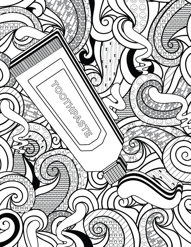 Adult Coloring For Kids At Heart PRINTABLE PAGES