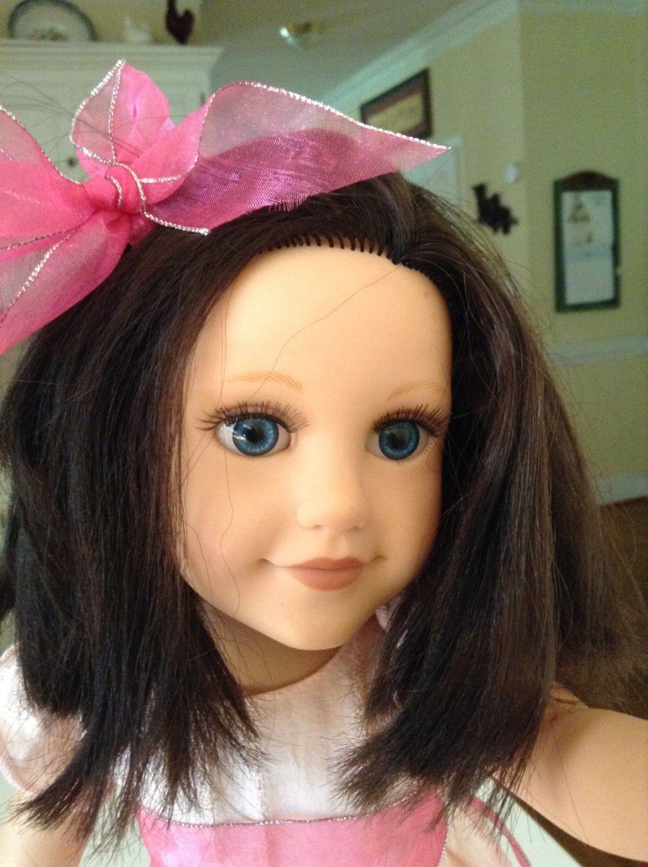 Journey Girl Dolls Brown Hair Blue Eyes. Anime Girl Band. 213831 ...