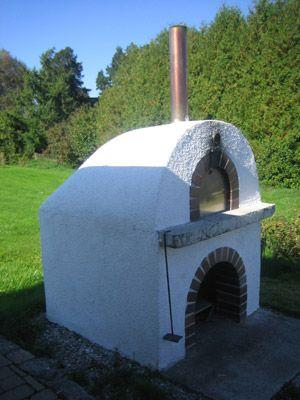 Steinofen - Evas Großprojekt Nach Den Terassen ... Seite Unbedingt ... Garten Pizzaofen Bauen Tipps Kueche