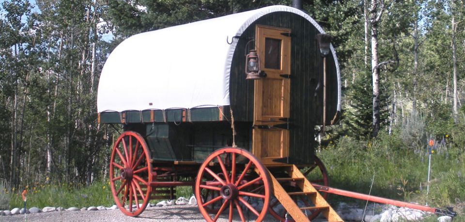 Good Cabin Sheep Wagon 2