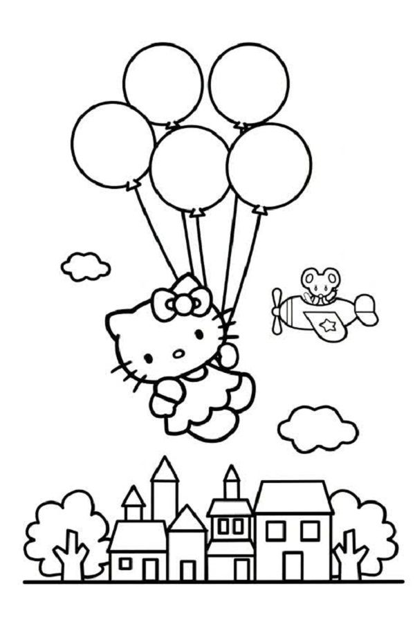 Coloringkids Net Hello Kitty Colouring Pages Hello Kitty Coloring Hello Kitty Drawing