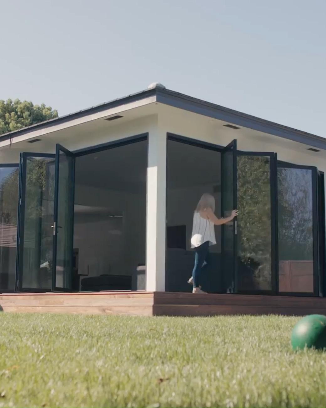 Indoor Outdoor Living - Folding Doors