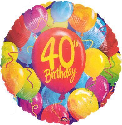 Verjaardag Krabbels 40 Jaar