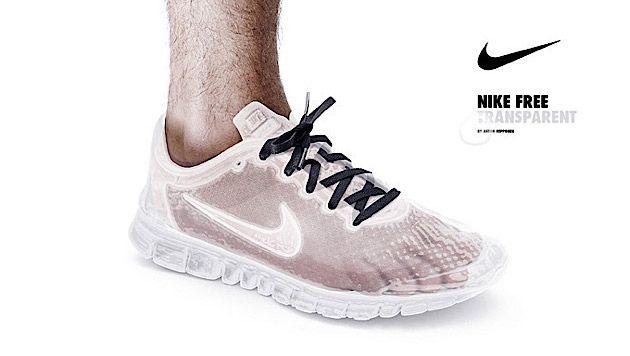 Durchsichtig Nike | Schuhe in 2019 | Schuhe, Nike schuhe und