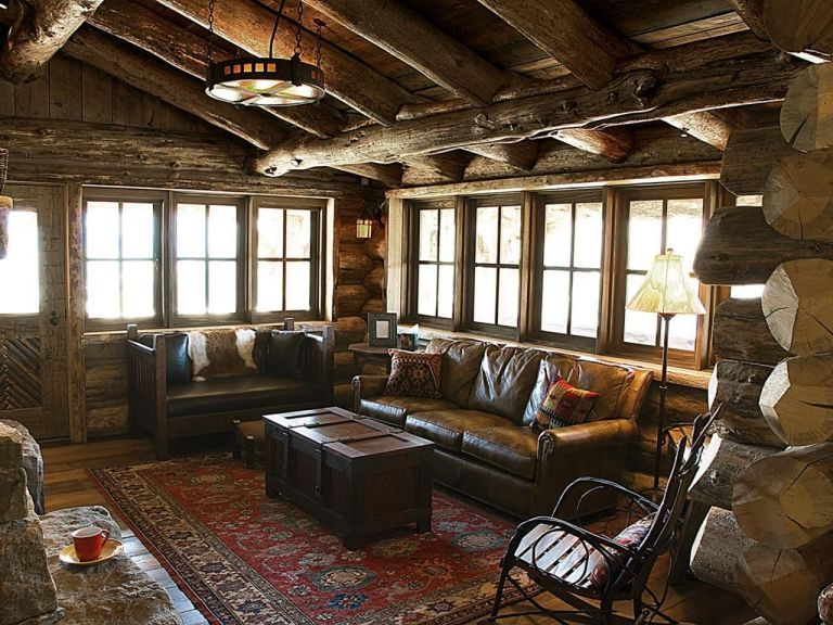 16 Rustic Living Room Design For An Amazing Home Look Rustic Living Room Design Living Room Decor Rustic Rustic Home Interiors