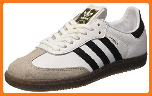 Adidas Damen Samba OG Sneaker Low Hals, Elfenbein (Ftwr ...