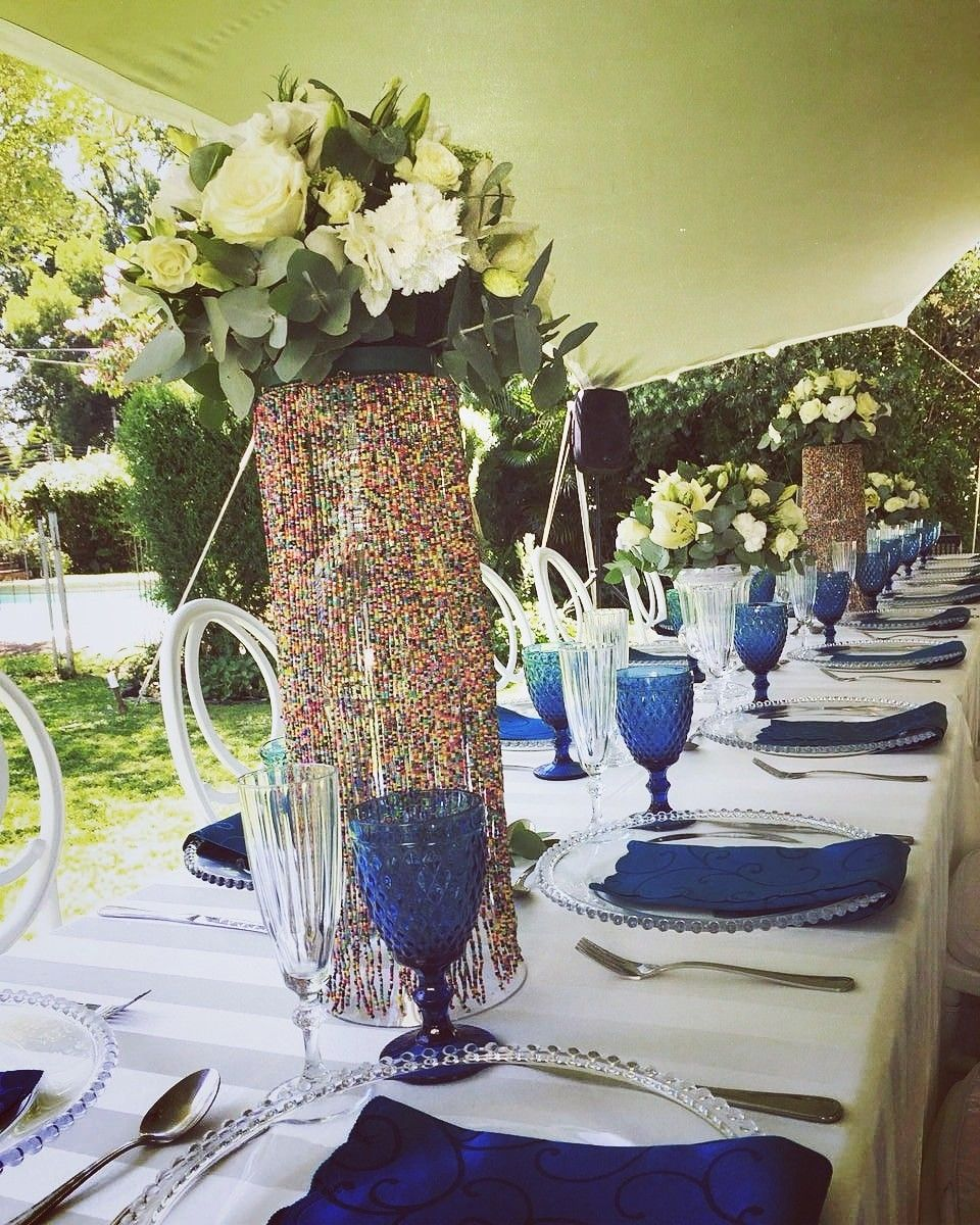 Zulu wedding decorations  African wedding decor  WEDDINGS  Pinterest  Weddings and Wedding