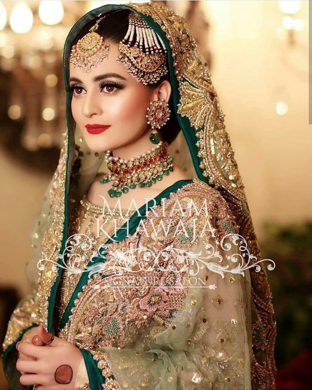 Pin by iqra rafiq on °Pak Accessories° Pakistani bridal