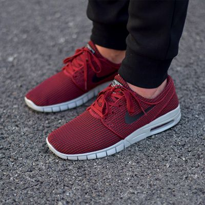 nike sb janoski max bordeaux 400 my style pinterest. Black Bedroom Furniture Sets. Home Design Ideas