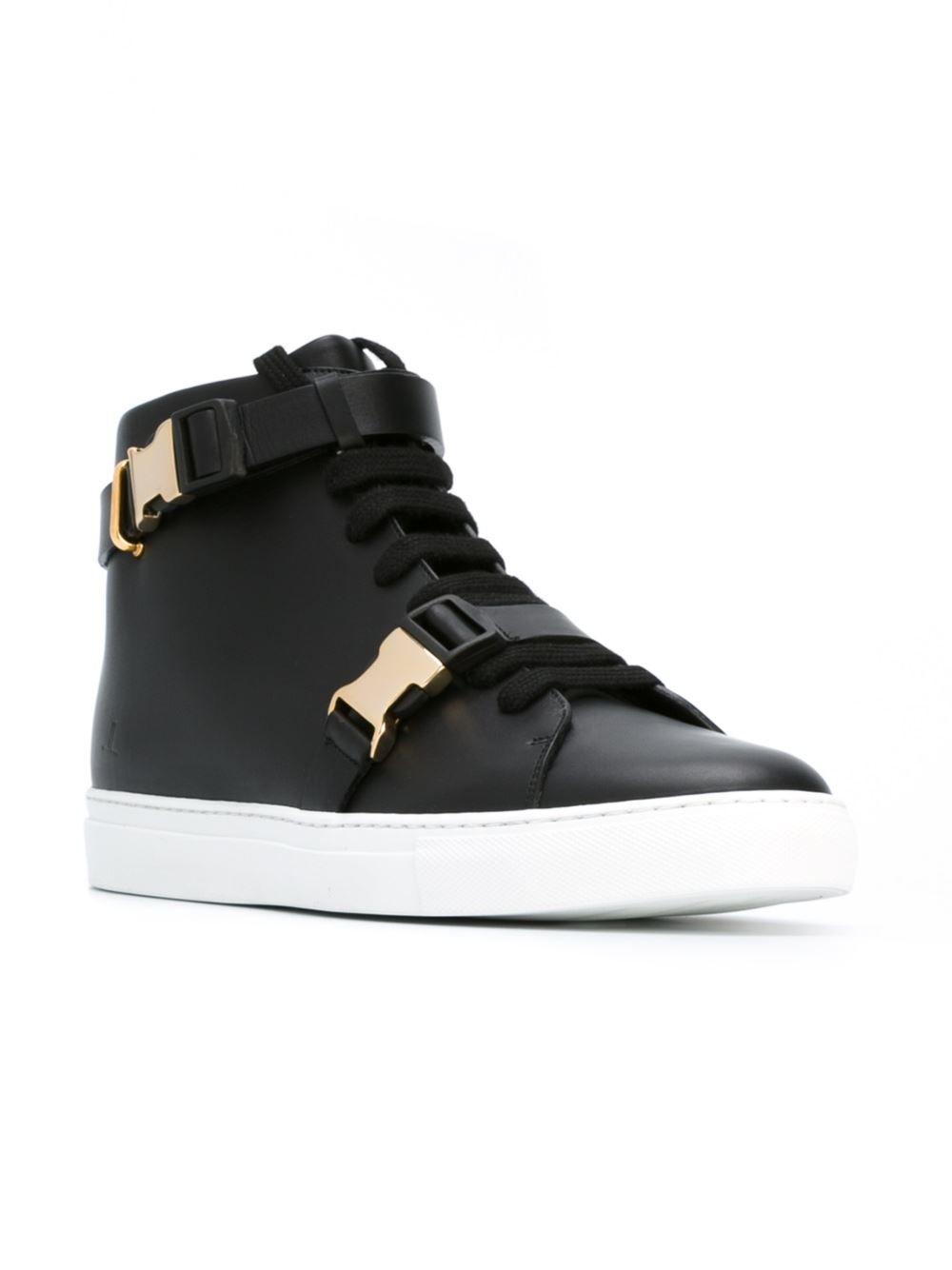 FOOTWEAR - High-tops & sneakers Louis Leeman 4oxWOhA