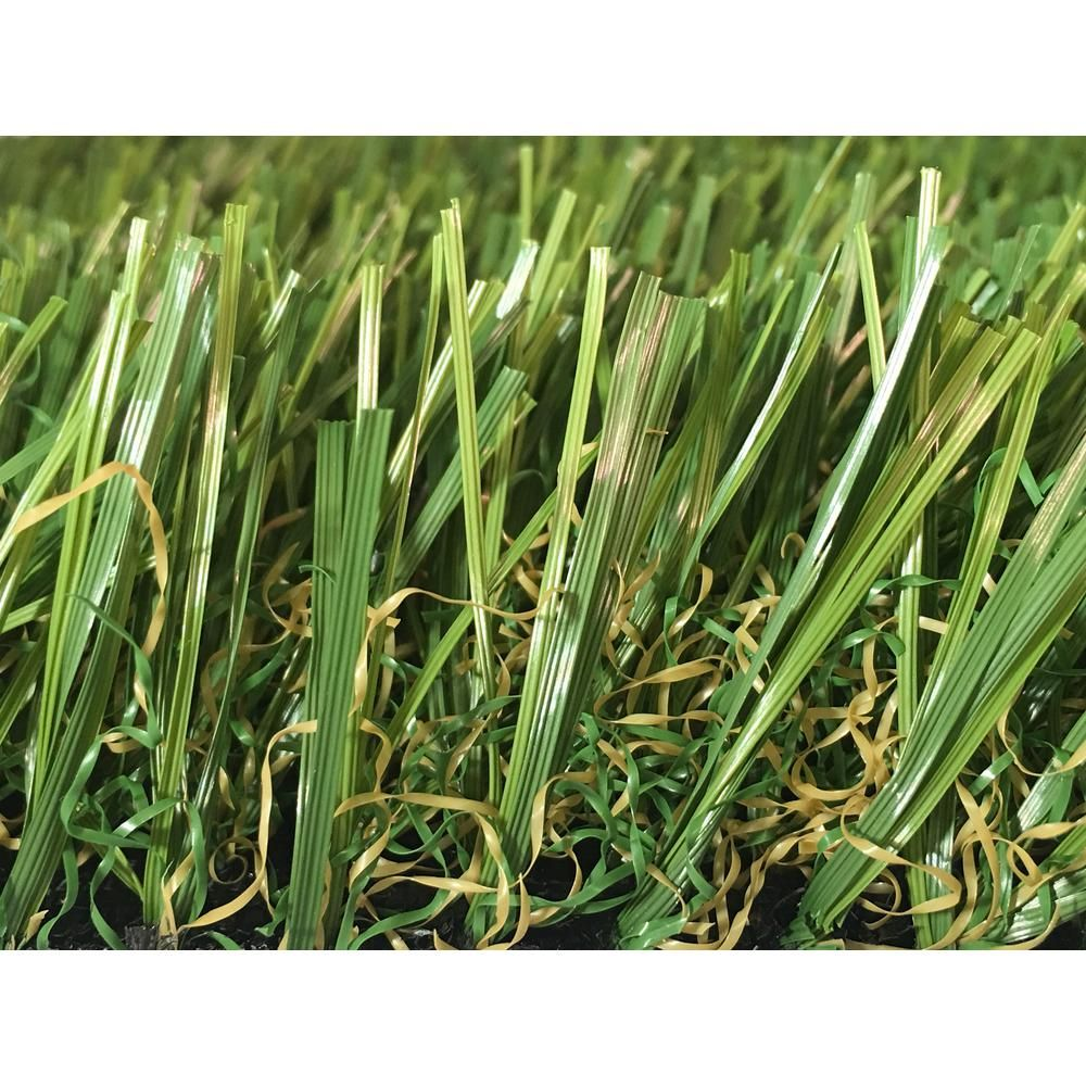 Ez Hybrid Turf 6 1 2 X 10 Ft Artificial Grass Synthetic Lawn Turf Cl4003 10f The Home Depot Possible Ground Cover Synthetic Lawn Lawn Turf Artificial Grass