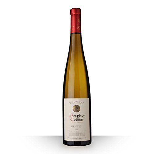 Hospices de Colmar Gentil 2013 Blanc 75cl AOC Alsace: Vin Tranquille Blanc Alsace
