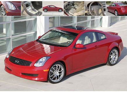 Site Off Line Sports Coupe Infiniti Coupe