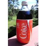 Remember glass soda bottles with styrofoam labels? I used to rip them off in rings and stuff them inside the bottle before I tossed it..
