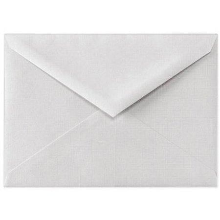 4 Bar Envelopes 3 5 8 X 5 1 8 White Linen 50 Qty Walmart Com Envelopes Com Bright White Envelope