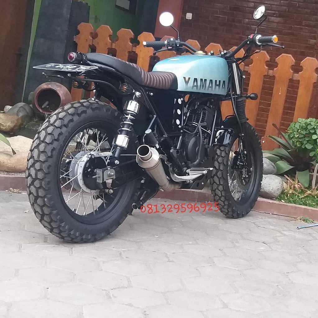 2 136 Likes 7 Comments Icus Custom Indonesia Ihsan Icus921 On Instagram Solusi Ganteng Dijalan Bismillah Harga Hot Bikes Cafe Bike Motorcycle Bike