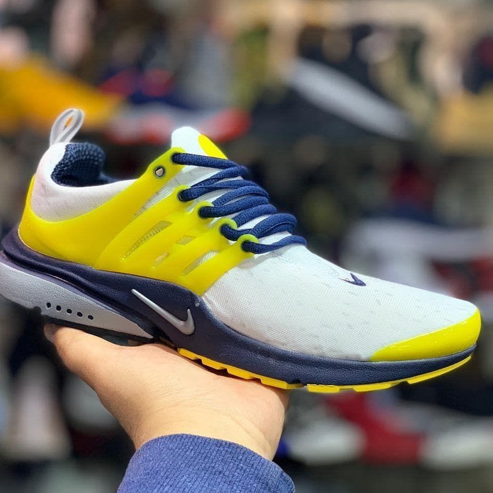 Nike Presto Olympic Size:- 41-45 Price:- 1900/- Nike Size