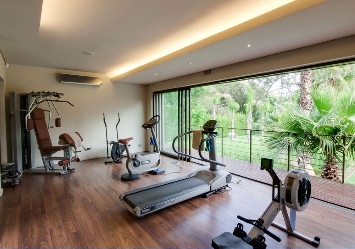 47 Extraordinary Basement Home Gym Design Ideas in 2019