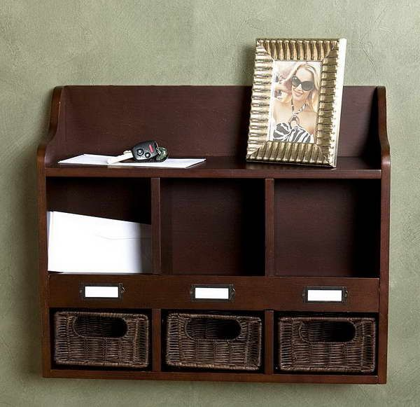 Mail Organizer Ideas Mail Organizer Box Wall Mount With Nuts Image Id 10912 Giesendesign