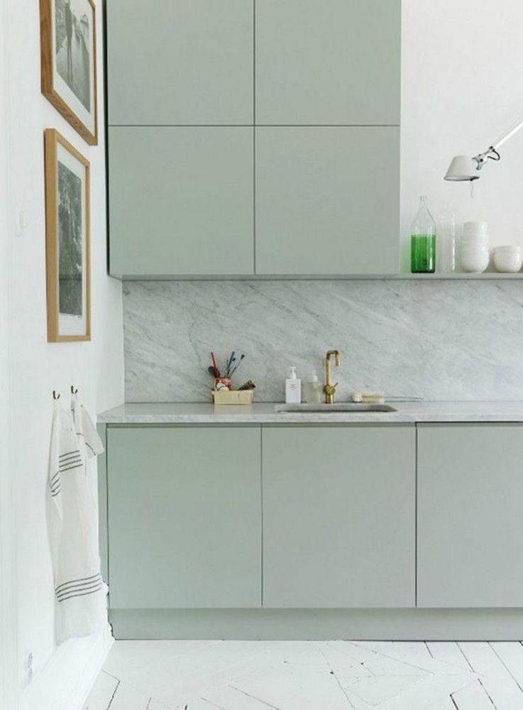 Пастельные кухни: 6 главных оттенков и фото — Roomble.com