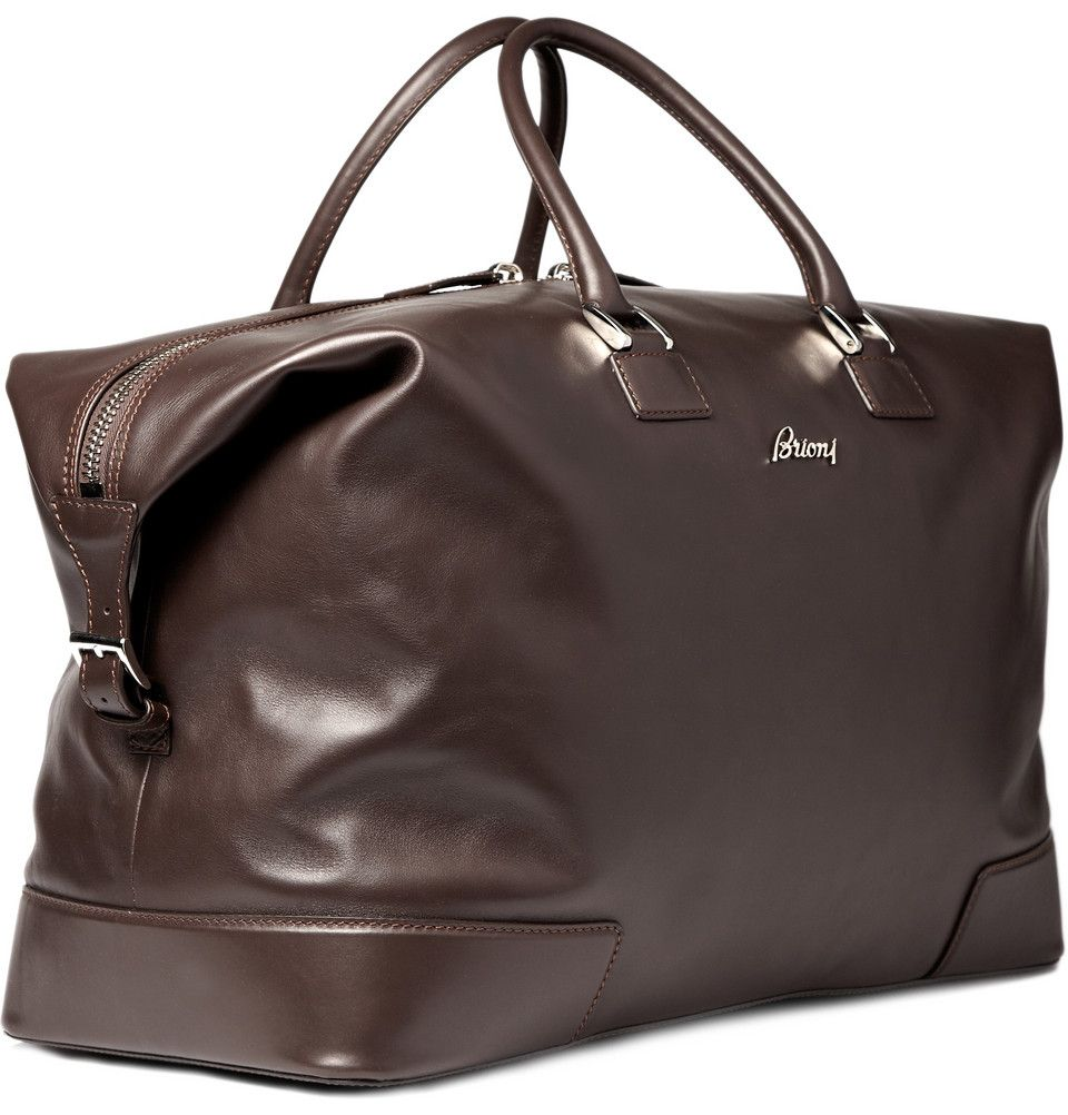 Brioni-Men-Large-Leather-Travel-Bag-2.jpg (960×1002) | Containers ...