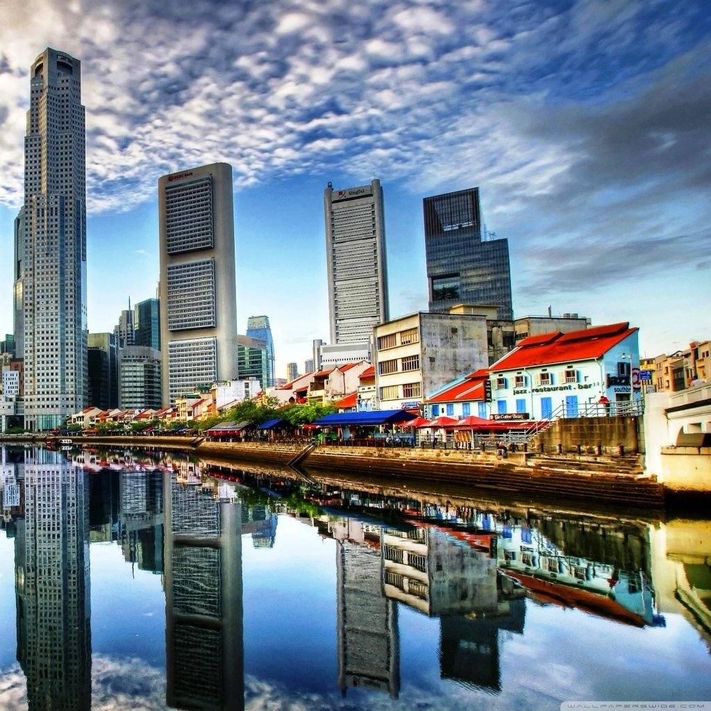 Singapore City HD Desktop Wallpaper : High Definition