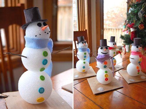Manualidades navide as con los ni os navidad advent - Manualidades ninos navidad ...