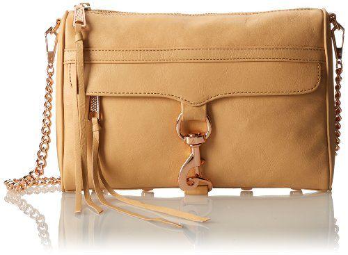 Rebecca Minkoff MAC Convertible Cross Body Bag,Biscuit,One Size Rebecca Minkoff http://www.amazon.com/dp/B00IP574D8/ref=cm_sw_r_pi_dp_jSHTtb0S1HJPCKBC