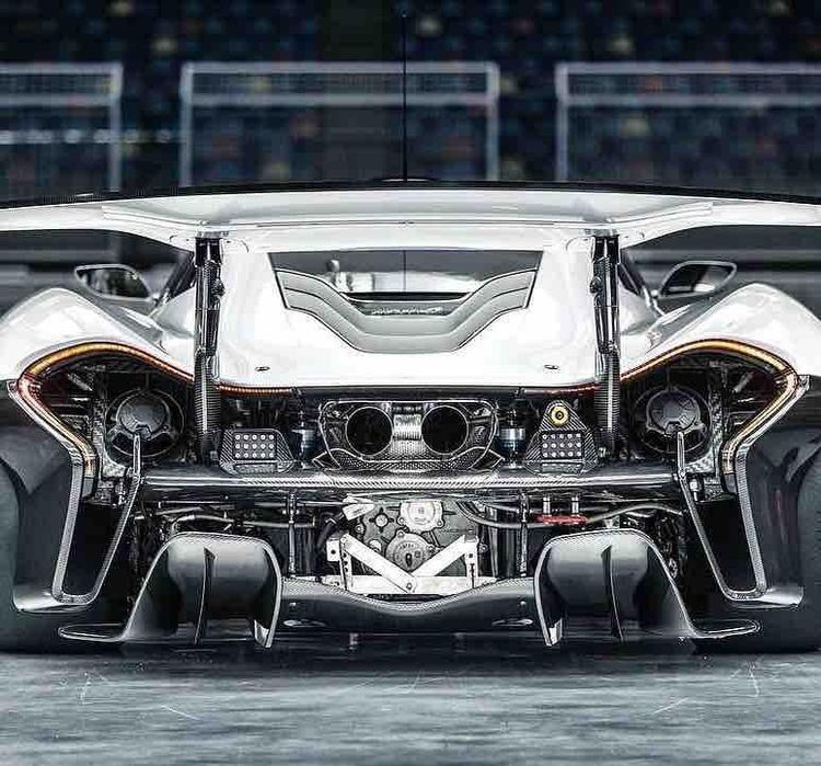 Mclaren P1 Gtr 3 8l Engine Developing 986hp With A Top Sd Of 225mph It Will Go From 0 60 In 2 4 Seconds My First Car Was 1957 Chevrolet Belair