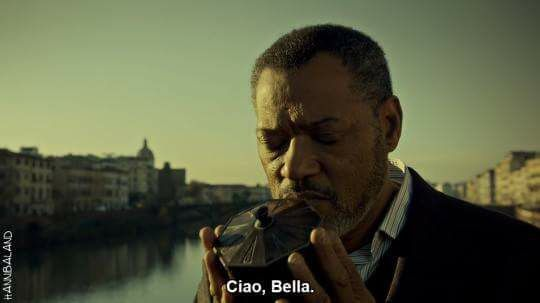 Jack Crawford from Hannibal