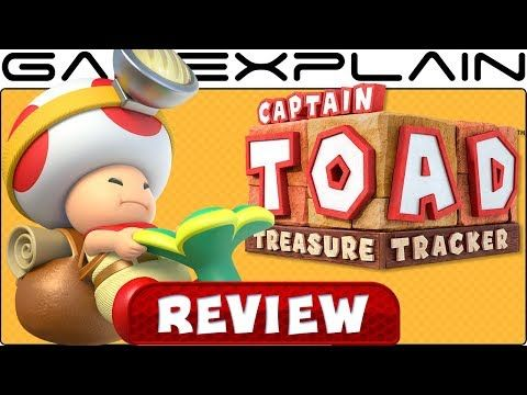 Captain Toad Treasure Tracker Review Nintendo Switch