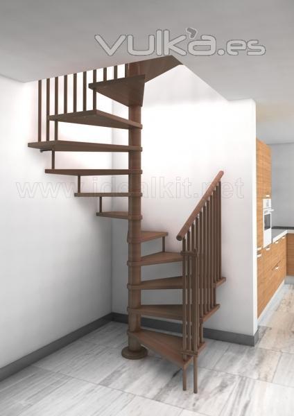 escada caracol   Cosas para comprar   Pinterest   Dulce hogar, Sube ...