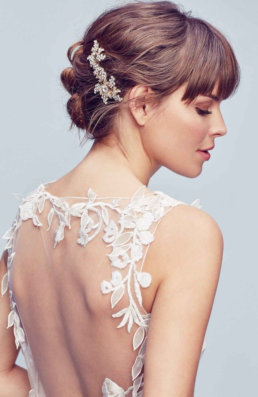 wedding belles new york 'jacqueline' hair comb | wedding