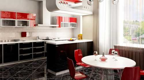 Good Feng Shui Tips For Your Dining Room Decorating Red Color