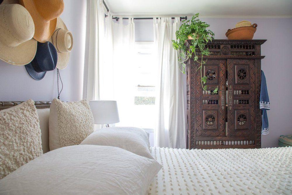 Savannah's Eclectic Emotional Home | Minimalist bedroom ...