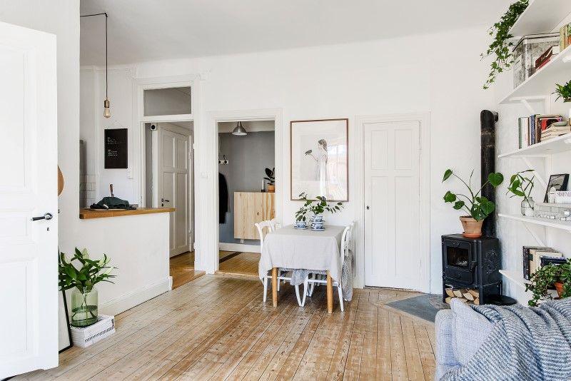 소형아파트 실평수는 15평! 작은 아파트인테리어의 공간활용이 ...