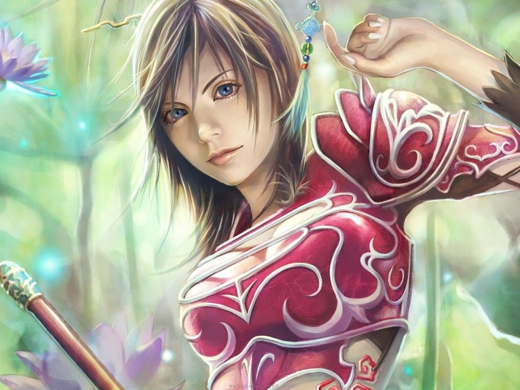 Anime Beautiful Girl Latest Hd Wallpaper Latest Wallpaper Images