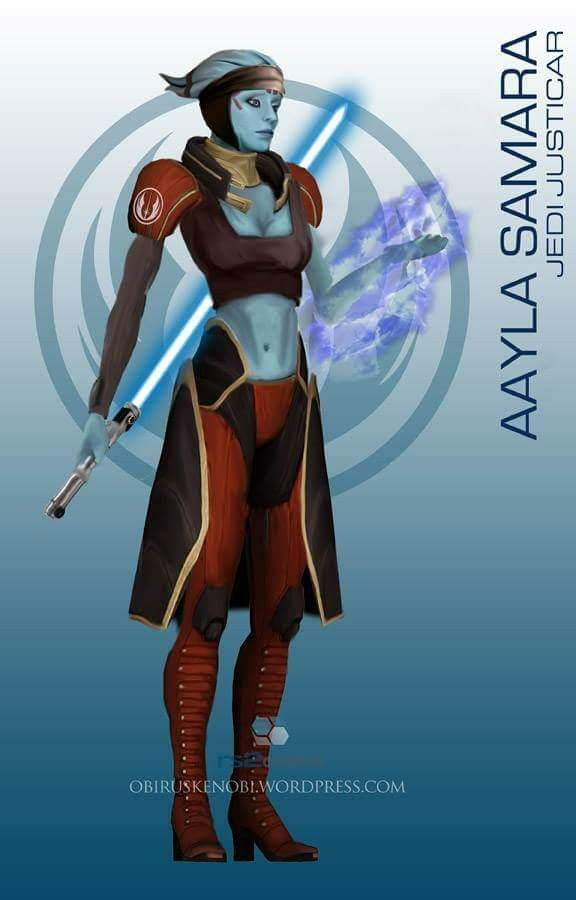 Mass effect meets blue is the only colour - 3 1