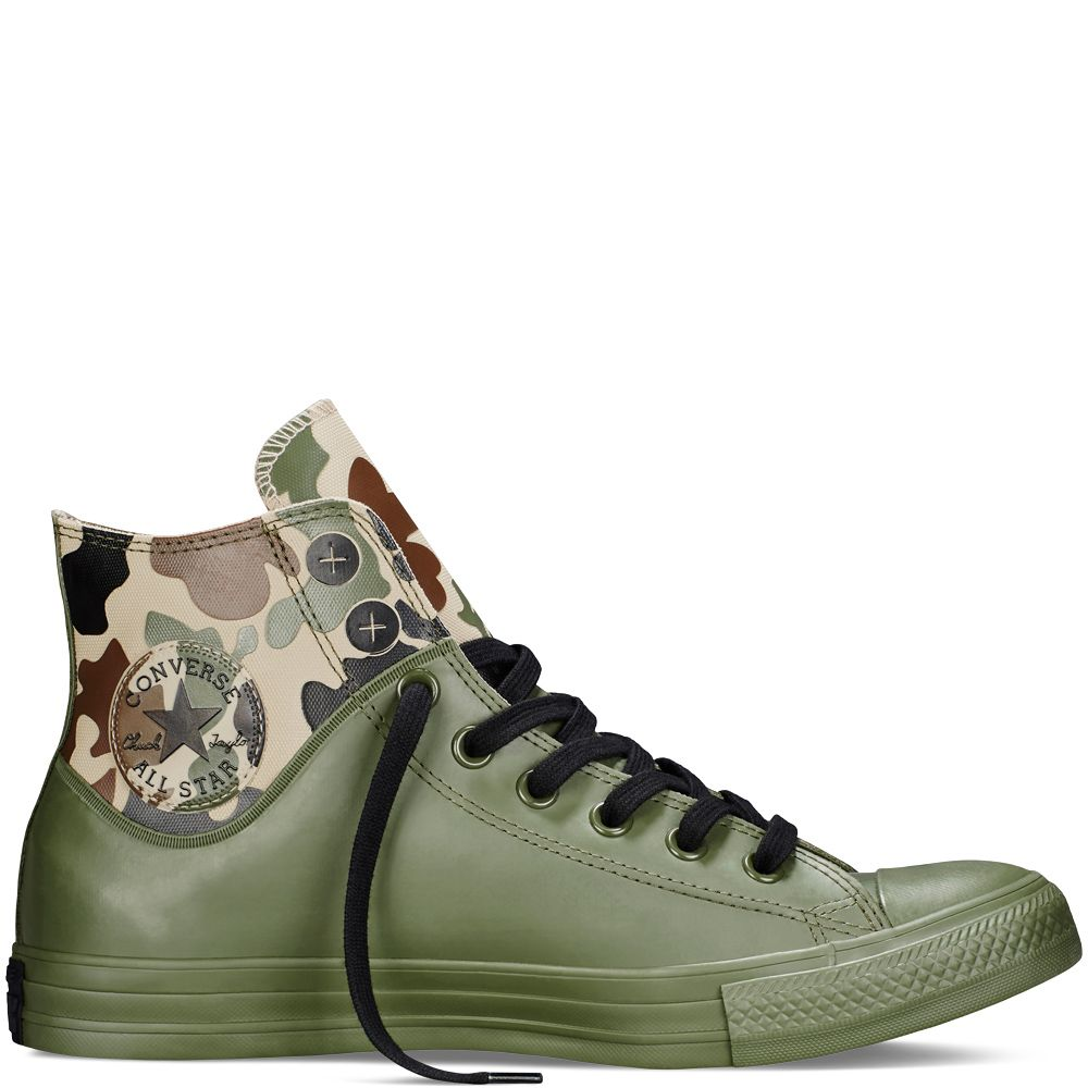 5c4df87412a6 Chuck Taylor All Star Camo Rubber Herbal herbal