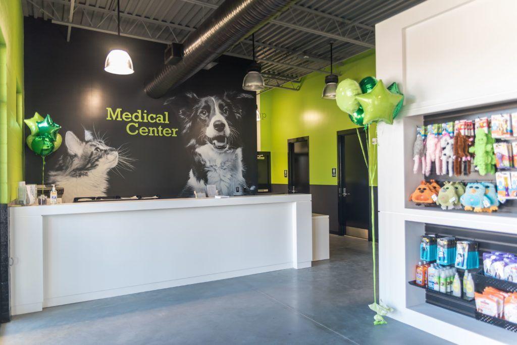 New Medical Center Greenville Humane Society Greenville Sc Pet Clinic Animal Shelter Design Hospital Design