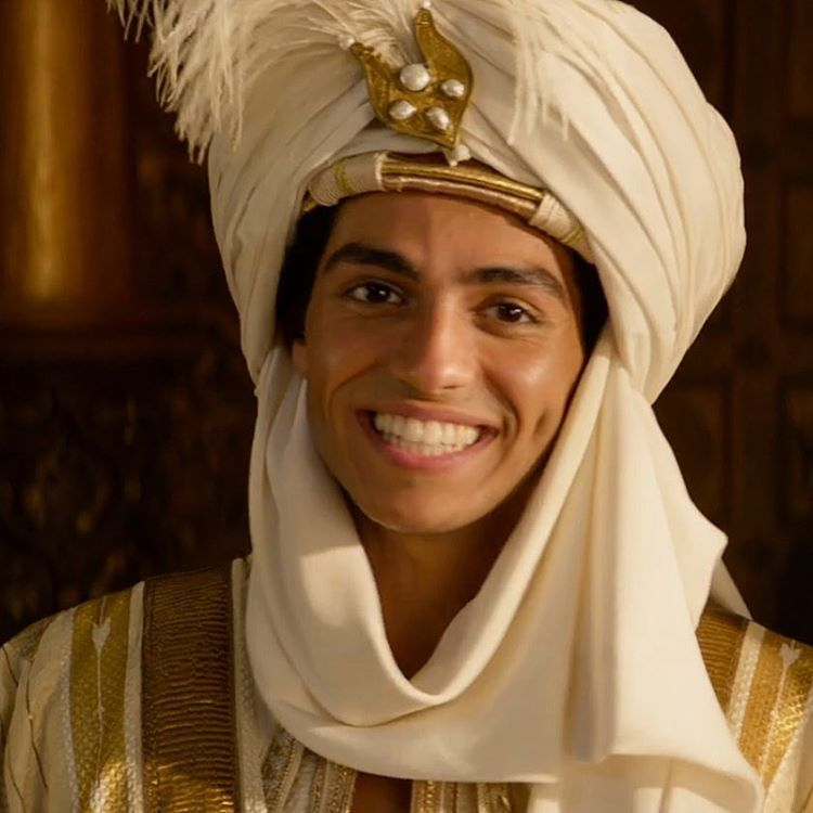 Remember That Aladdin Is Still In Theatres Everywhere And That