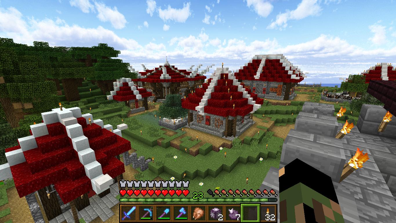 Minecraft Mapa Survival Criado Em Inspiracao A Warcraft Orc