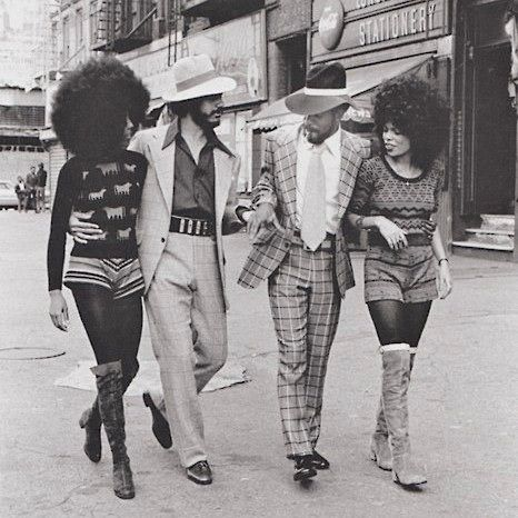 Anthony Barmoza -New York, 70s