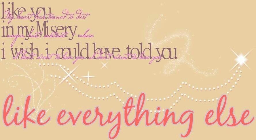 Everyyhing