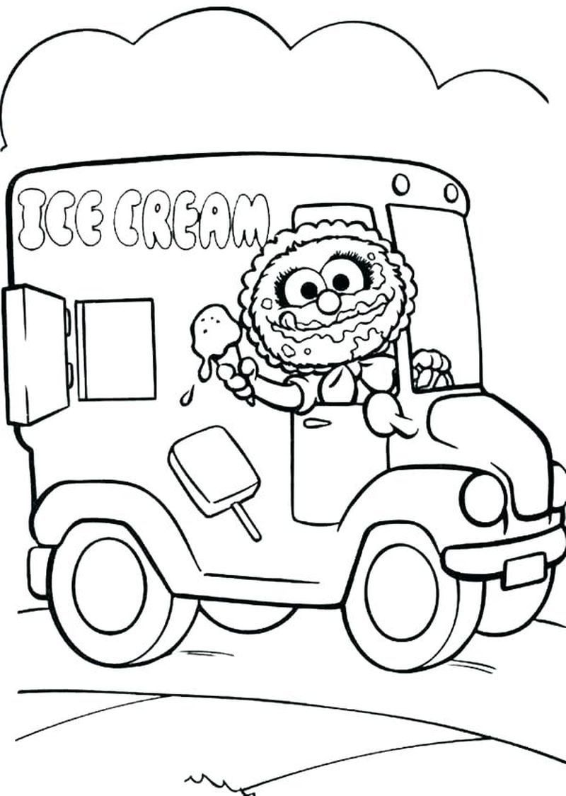 Animal Muppet Babies Coloring Pages Muppet Babies Coloring Page To Download And In 2020 Baby Coloring Pages Animal Muppet Disney Coloring Pages