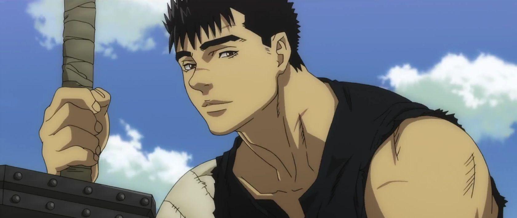 Anime Characters Like Guts : Berserk guts movie google search tc pinterest