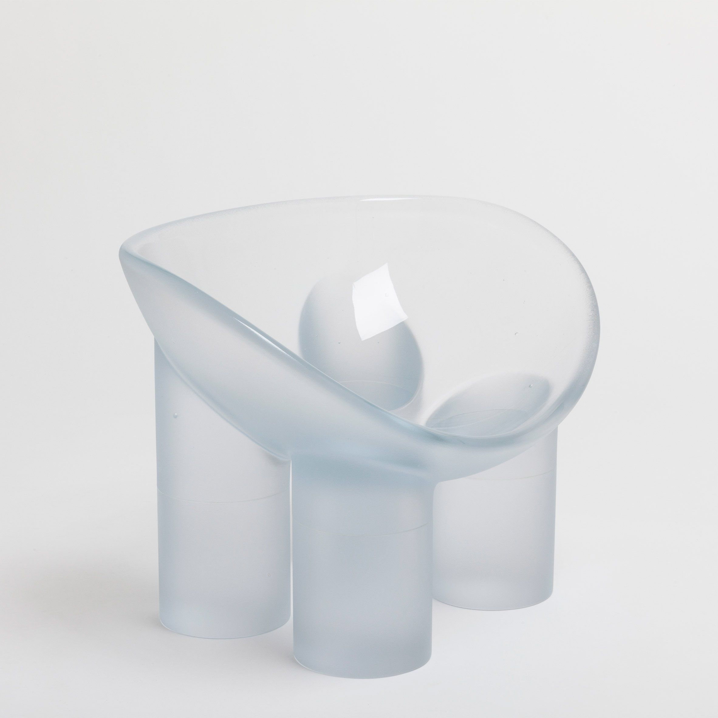 Faye Toogood\'s Roly-Poly Chair / Water (Prototype) in Assemblage 5 ...