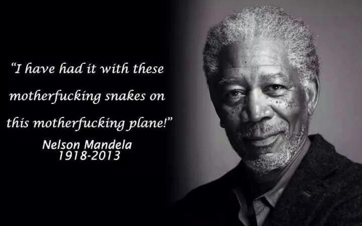 Samuel L Jackson Quotes That Is A Samuel Ljackson Quote Wa Pic Of Morgan Freeman Pure .