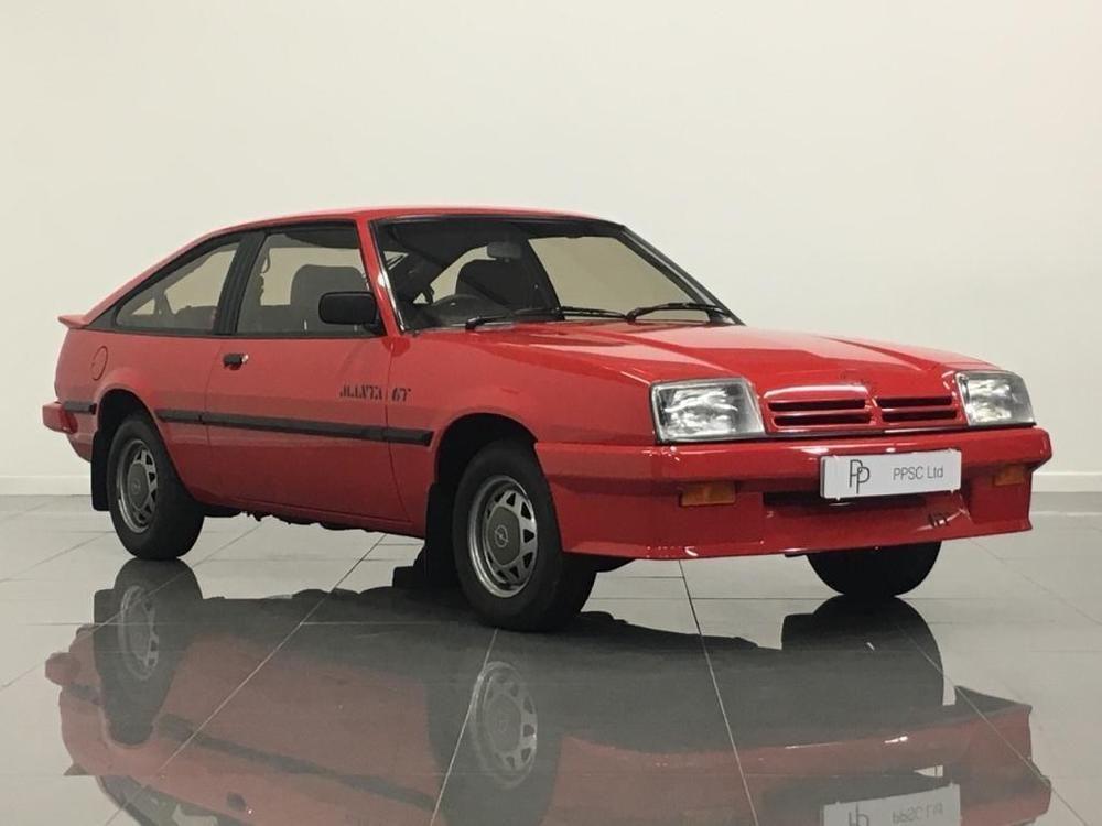 59 /_ * Opel Manta B año 1975-1983 /> auto Plane 58 /_